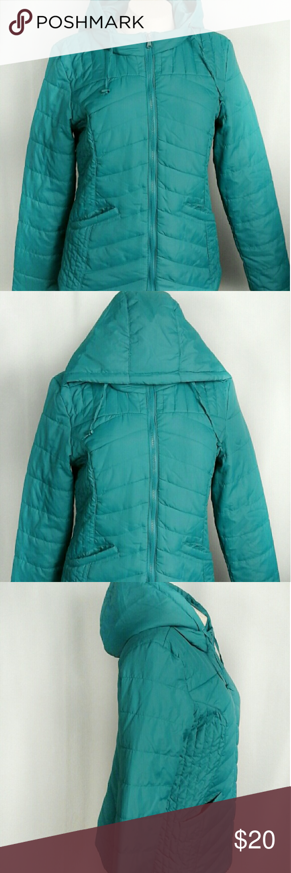 Packable Quilted Hooded Puffer Jacket | Fashion, Clothes
