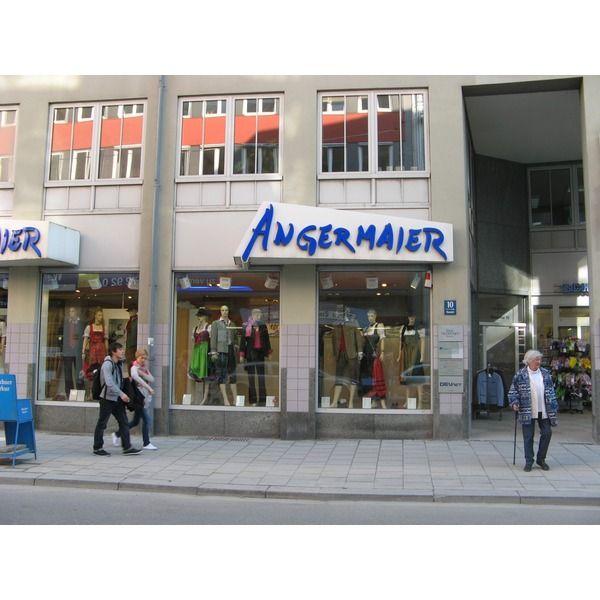 Angermaier  Landsbergerstraße 101 München  oder  Rosental 10 80331 München