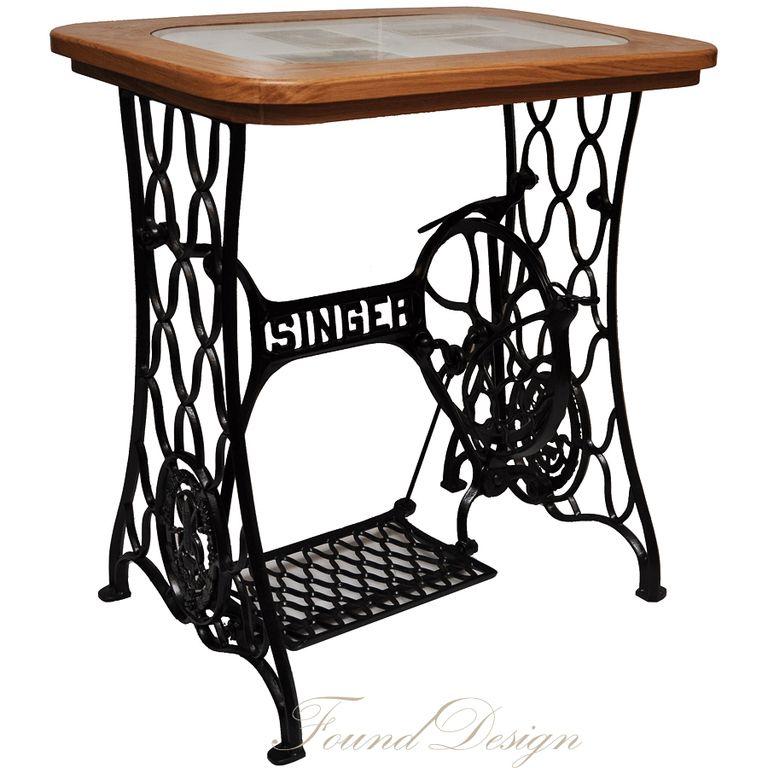 родине столик из швейной машинки картинки разделе