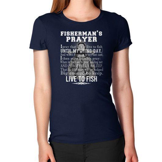 Fishermans prayer Women's T-Shirt