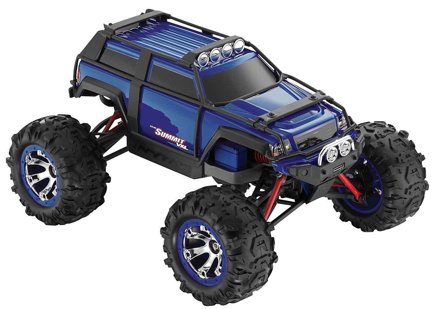 Traxxas RTR 1/16 Summit VXL Brushless 4WD 2.4GHz with