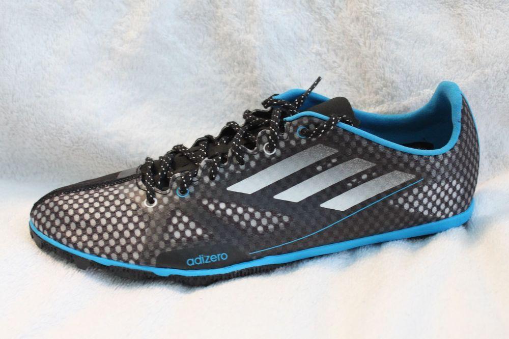 Adidas Track & Uomini Field Adizero Ambizione Degli Uomini & Di Colore Blu Msrp Picchi 4691ba