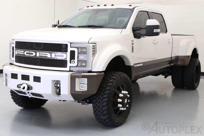 2017 Ford Super Duty F 450 Drw King Ranch In Ford Trucks American Force Wheels Trucks