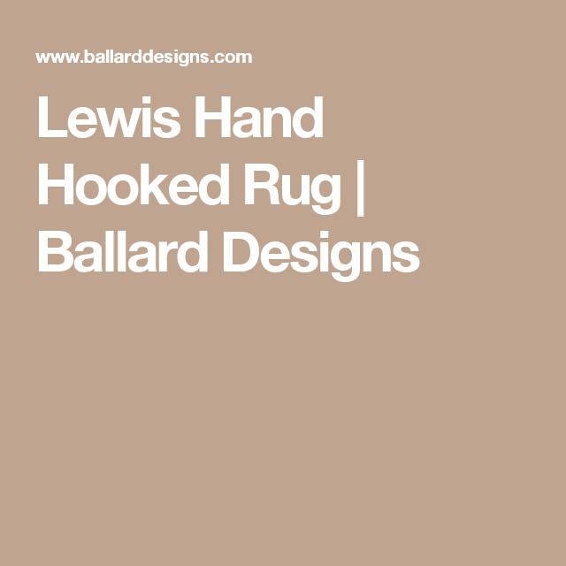 Explore Hand Hooked Rugs Ballard Designore