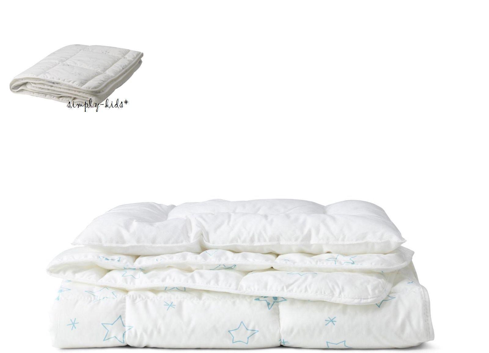 Ikea Bedroom Toddler New Ikea Len Stjarna Crib Comforter White