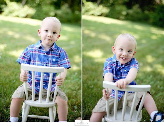 Amanda Leigh Photography | Children | Milestone 2nd Birthday Shoot - Boy