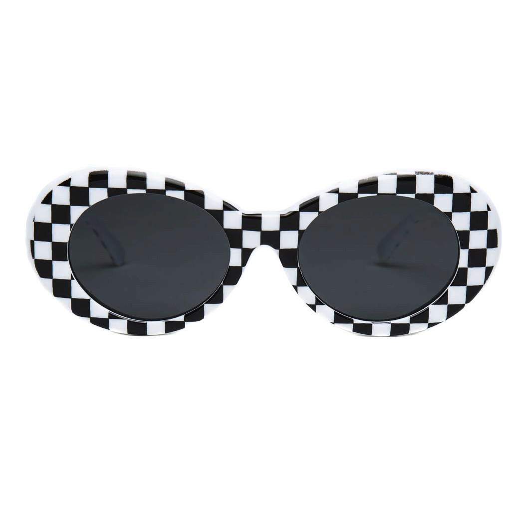 Clout Goggles With Black Lenses Sun Protection Uv 400 Gender Unisex Free Worldwide Shipping Get Stylish Glasses Vintage Eye Glasses Fashion Eye Glasses
