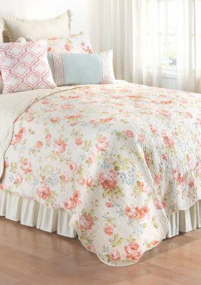 Cf Wtitney Fullqueen Reversible Quilt Quilt Sets Oversized Quilt