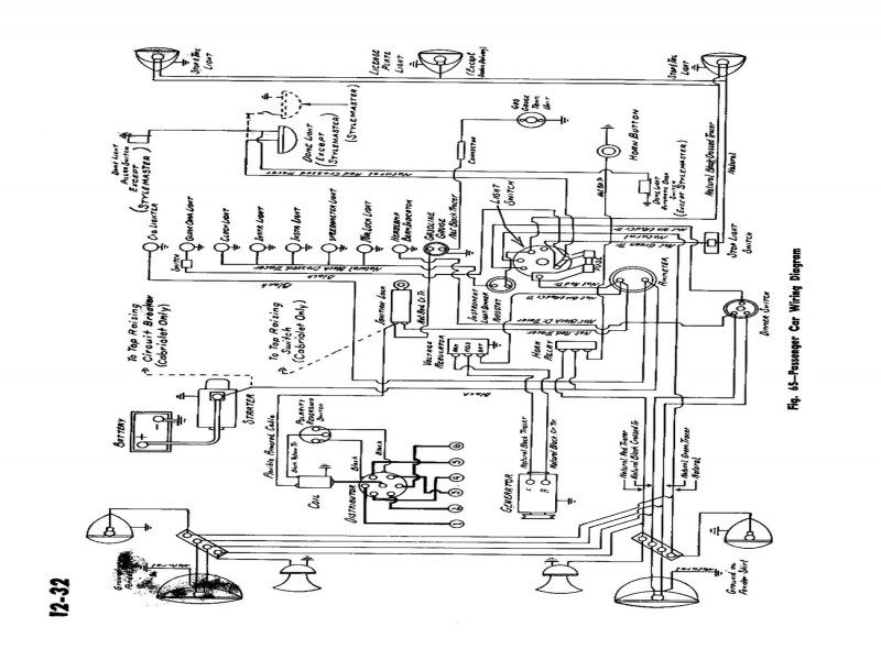 Free Online Wiring Diagrams Automotive