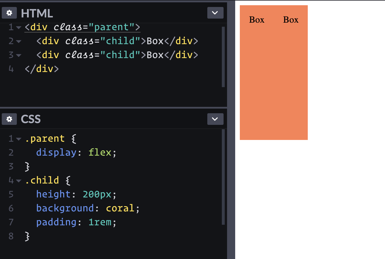 The Thought Process Behind a Flexbox Layout (With images
