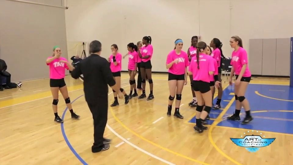 Fast Paced 6 V 6 Volleyball Drill From Tav In Dallas The Art Of Coaching Volleyball Coaching Volleyball Volleyball Drills Volleyball Training