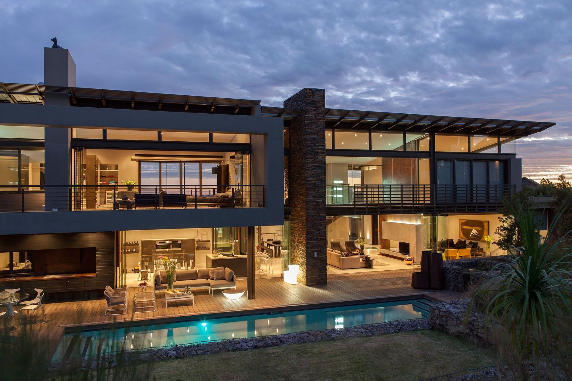 Big Contemporary House