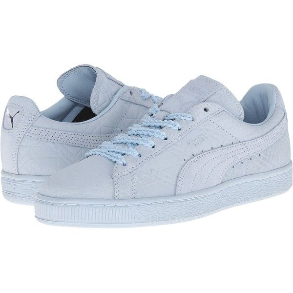 Womens Shoes PUMA Suede Classic - Solange Collection Omphalodes Triangles