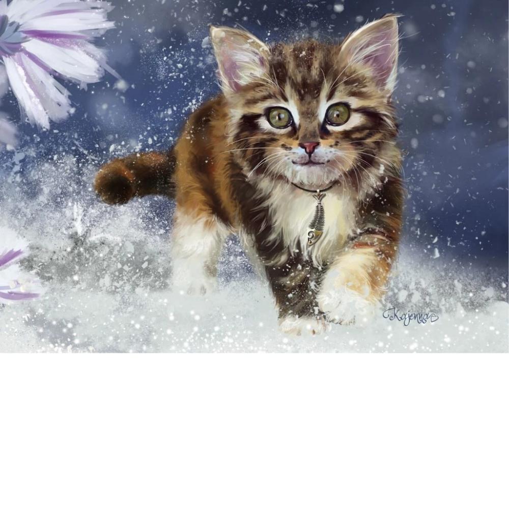 Pin On Cats Diamond Painting Kits