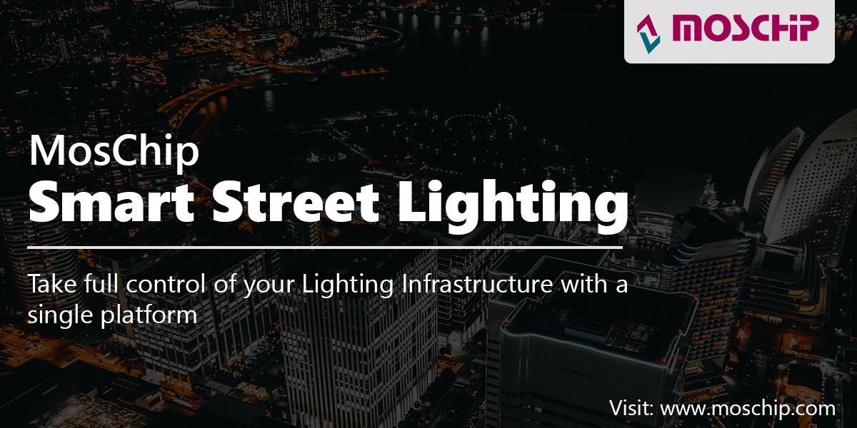 Street Lighting is the nervous system of a city. We