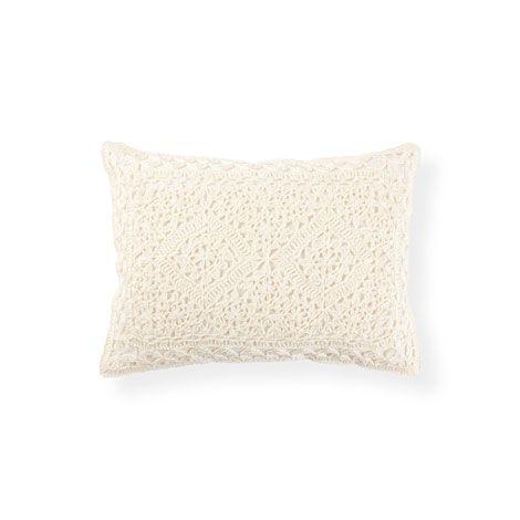 Crochet Cushion Cushions Decoration Zara Home Turkiye Turkey Pillows Zara Home Decorative Pillows