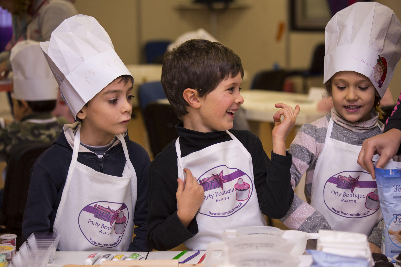 corso di cucina per bambini a roma | piccolo chef - party ... - Corsi Di Cucina Per Bambini Roma