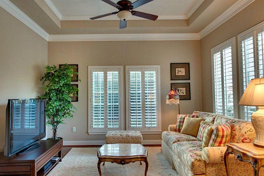 Bedroom Photo Compact Living Room Design Glassy Window And Orange