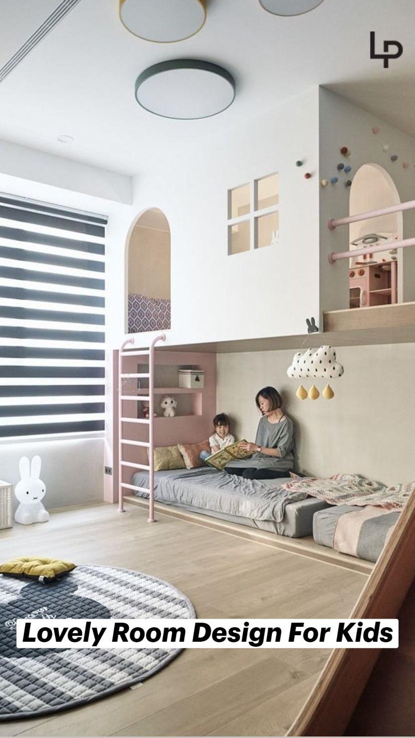 Room Design for Kids - Kids BedRoom Decor