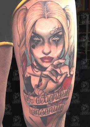Pin Na Harley Quinn