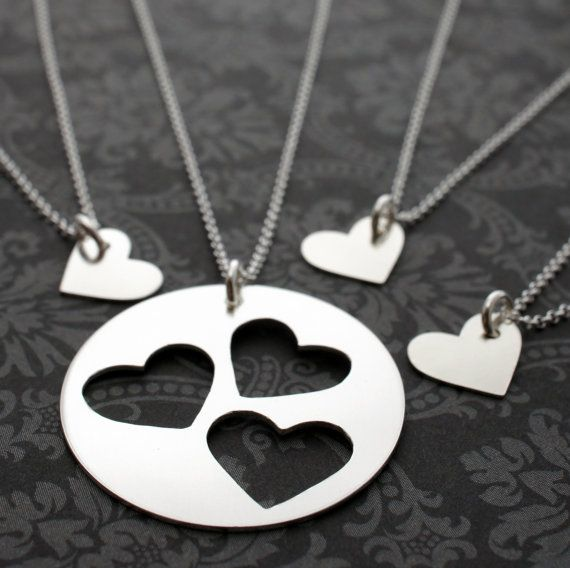 Personalized Mother Daughter Jewelry