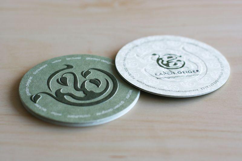 Circular business cards by premiumcards premium business cards circular business cards by premiumcards colourmoves Choice Image