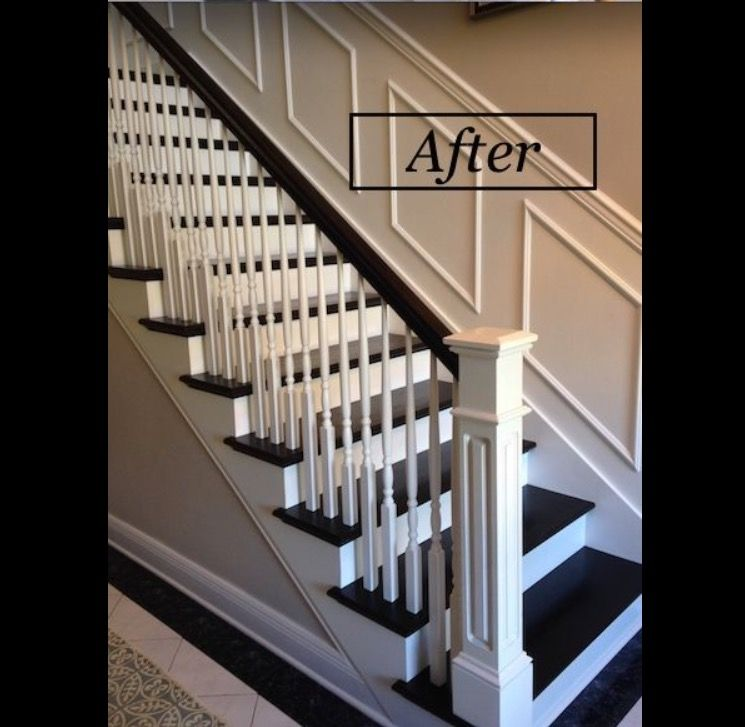 White Staircase, Building A