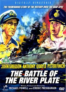 The Battle Of The River Plate 1956 Starring Anthony Quayle John
