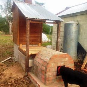 building a smokehouse welcome to the country blog cappers farmer magazine - Meat Smokehouse Plans
