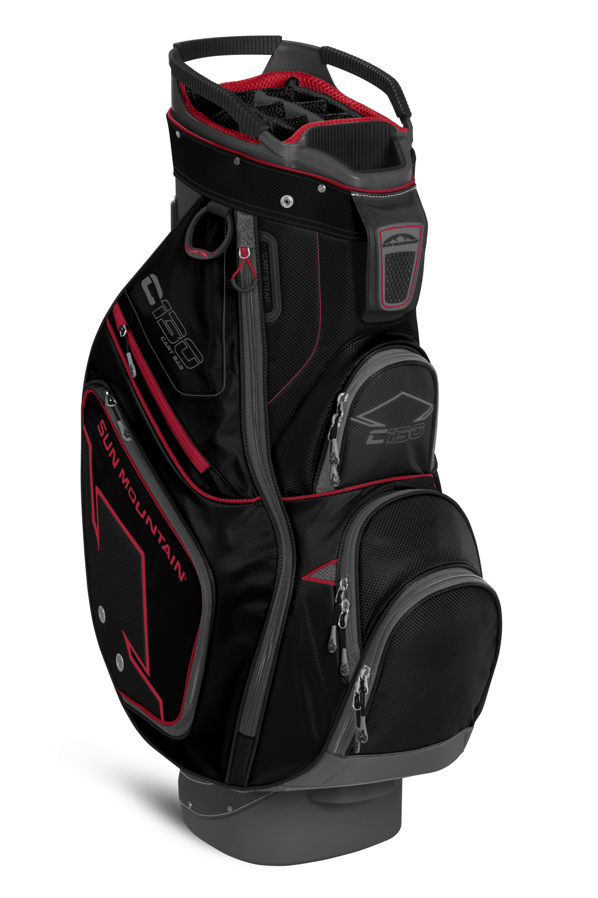 Sun Mountain C130 2017 Cart Bag From Golf Ski Warehouse