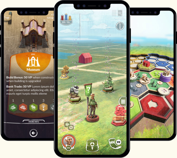 Is This Niantic S Next Game Https Dlsserve Com Is This Niantics Next Game Niantic Real World Games Catan Board Game