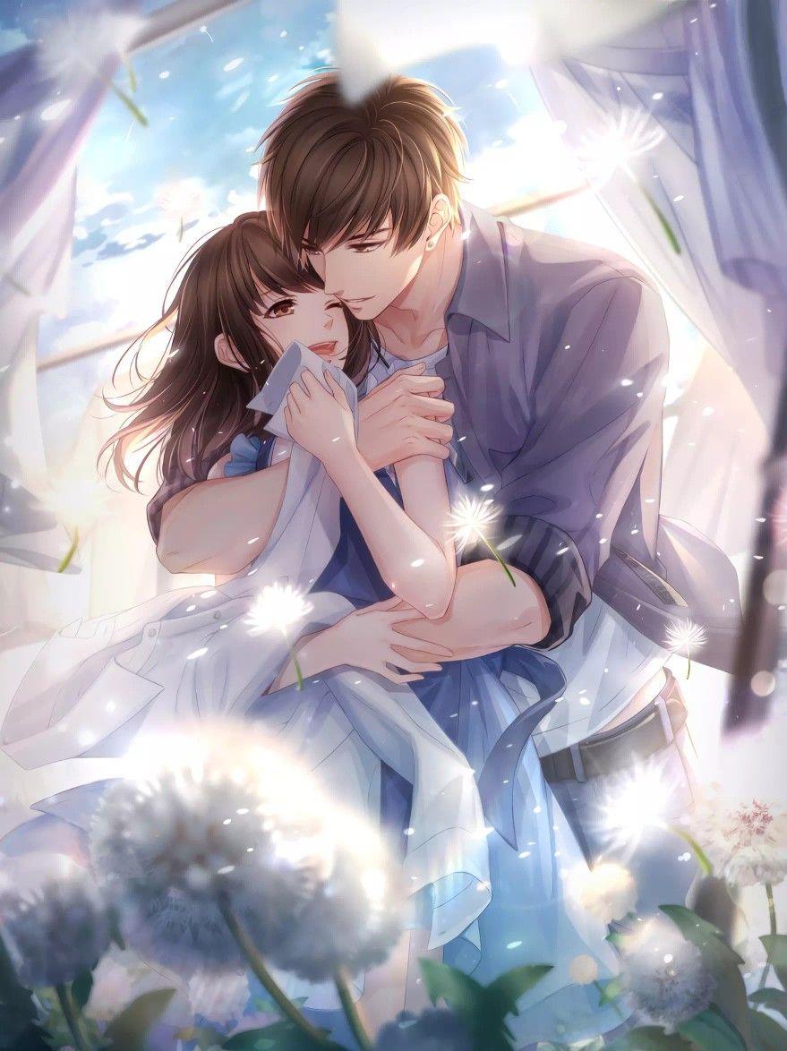 Pin Oleh Mateus Sena Di Baiqi Di 2020 Seni Anime Komik Romantis Gambar Anime