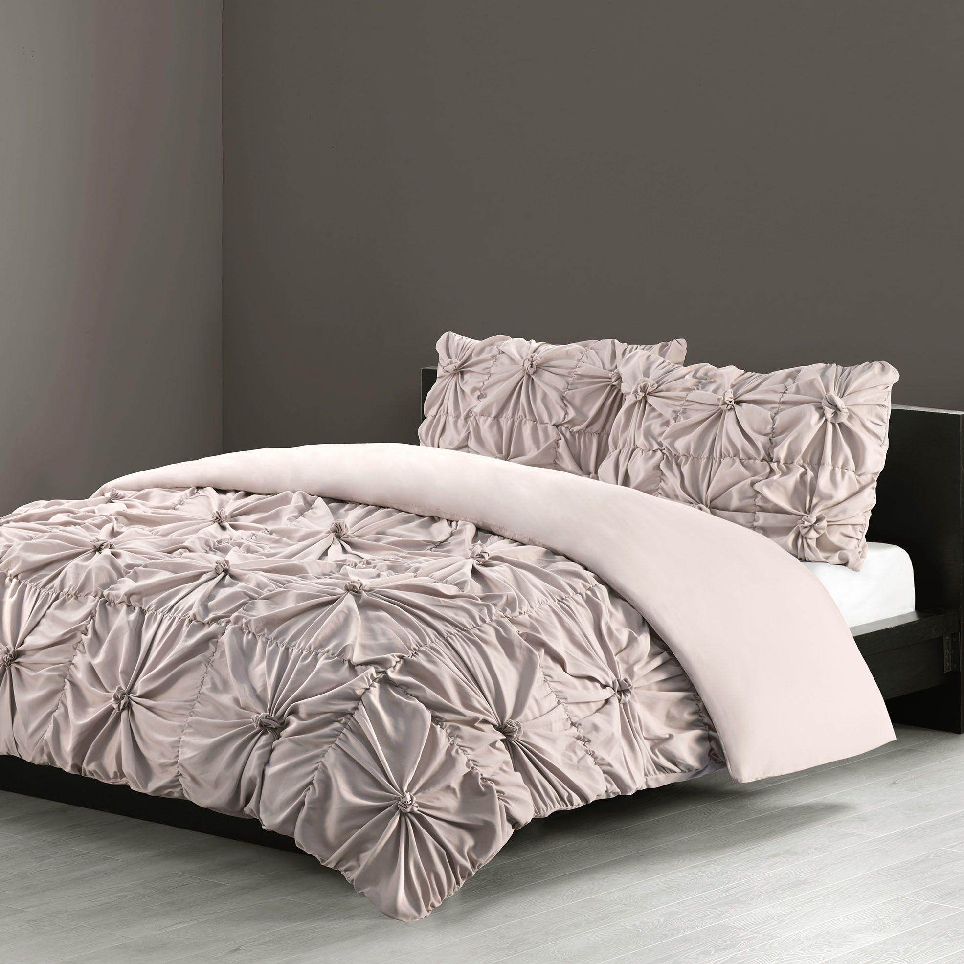 3-Piece Regina Comforter Set