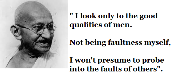 Mahatma Gandhi Quotes On Love Brilliant Mahatma Gandhi Leadership Quotesquotesgram  Love These Words