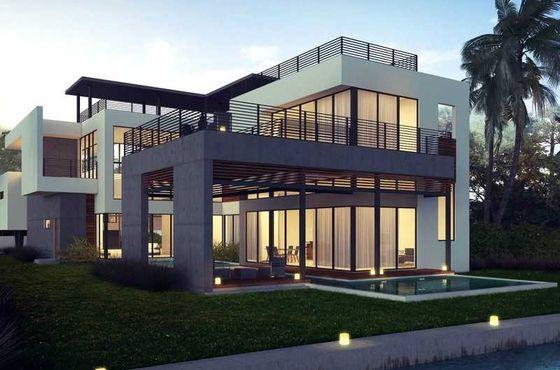 A vendre maison pieds dans l 39 eau miami beach floride - Residence principale de luxe kobi karp ...