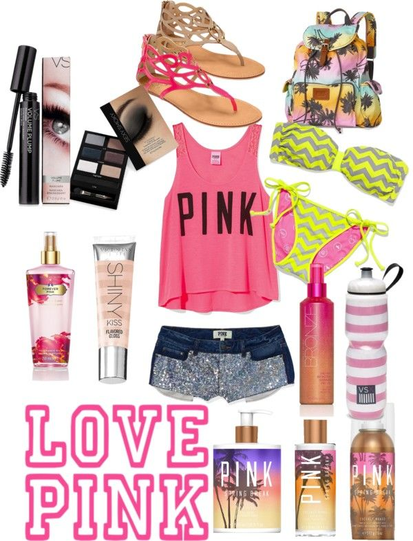 """Victoria's Secret!!!"" by xxbabycute ❤ liked on Polyvore"