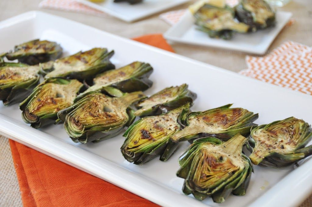 Grilled Baby Artichokes Recipe on Yummly. @yummly #recipe