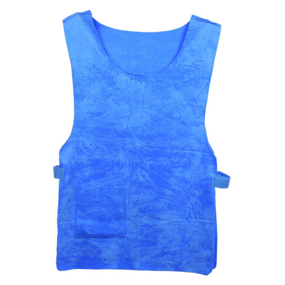 Details About Summer Ice Cooling Vest For Outdoor Work High