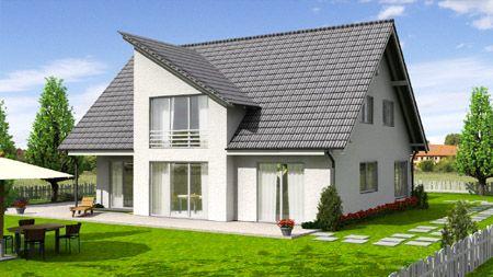 Fertighaus Massivhaus Hausbau Lüdinghausen Senden Dülmen