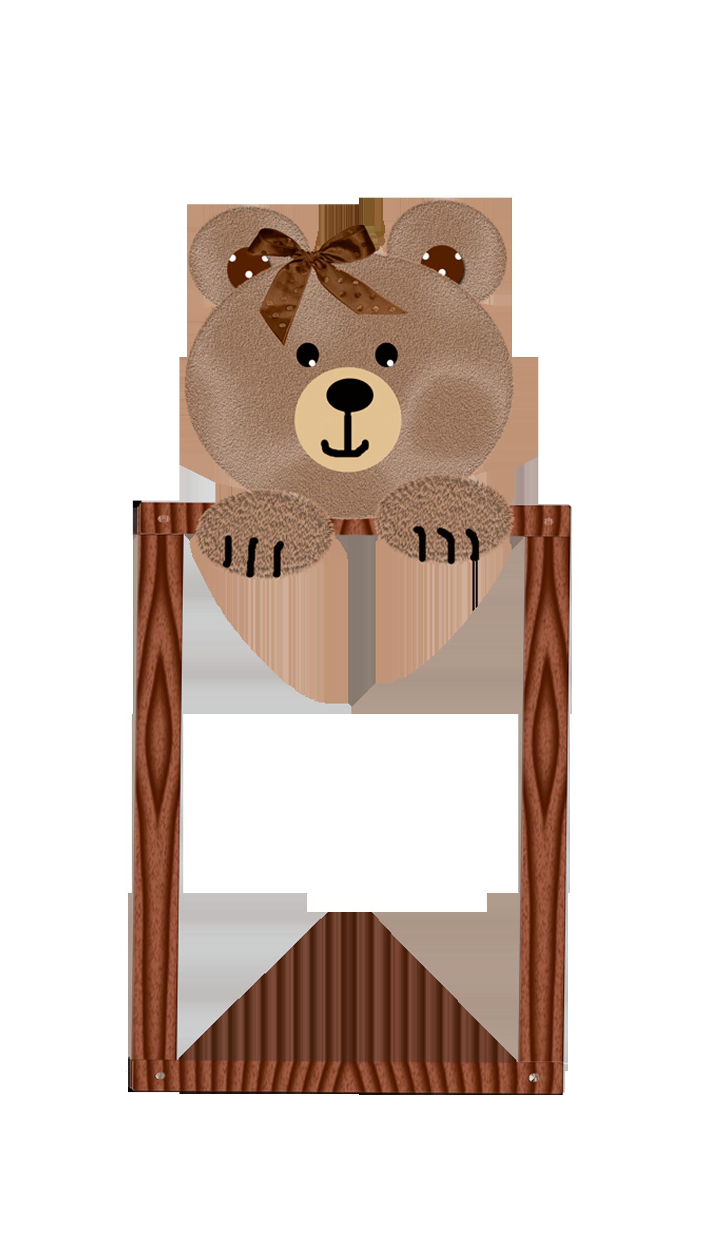 TEDDY BEAR CLIP ART | CLIP ART - T. BEARS #1 - CLIPART ...