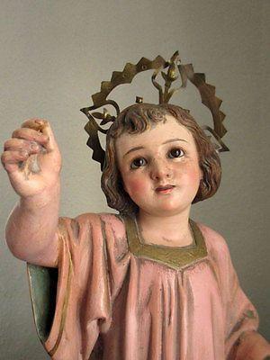 antique santos figures - Buscar con Google