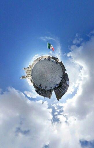 Zócalo capitalino, México Df, México
