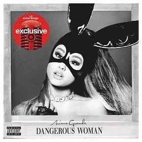 Ariana Grande Dangerous Woman Target Exclusive Ariana Grande