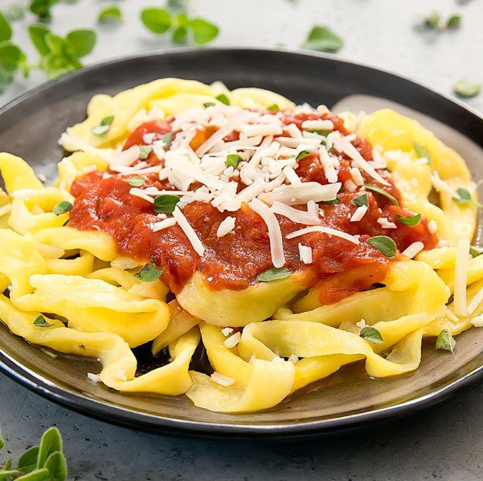2 Ingredient Keto Pasta #nocarbdiets