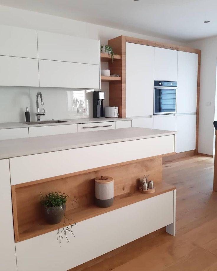 Blick In Die Kuche Wohnung Kuche Kuche Planen Ideen Haus Kuchen