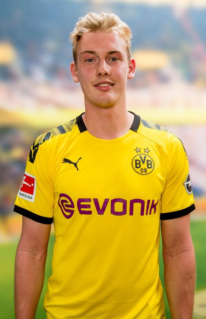 Julian Brandt Bvb Dortmund Borussia Dortmund Dortmund