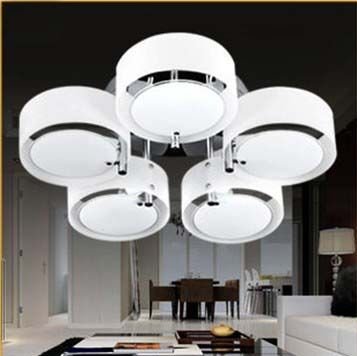 Deals On Wireless Remote Control Modern Brief Fashion Lamp Living Room Lights Bedroom