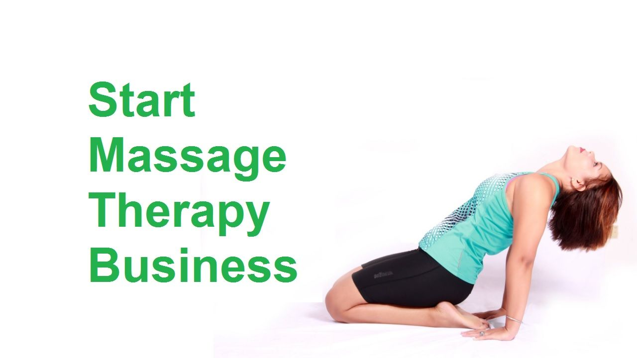 How to Start UK Based Massage Therapy Business Massage