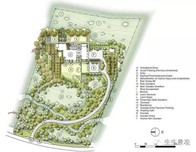 Top 100 Amazing Landscape Layout Ideas V.1 | Rain garden ...