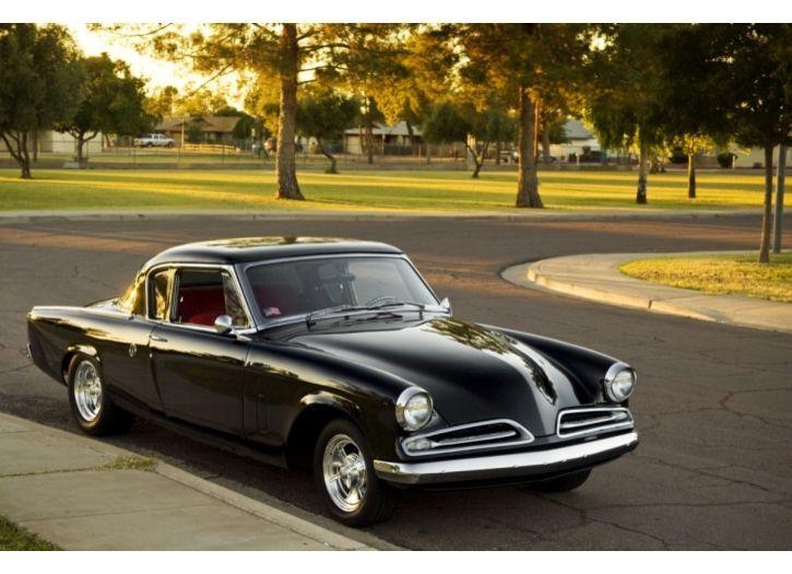 1953 Studebaker Champion Vintage Cars Studebaker Classic Cars